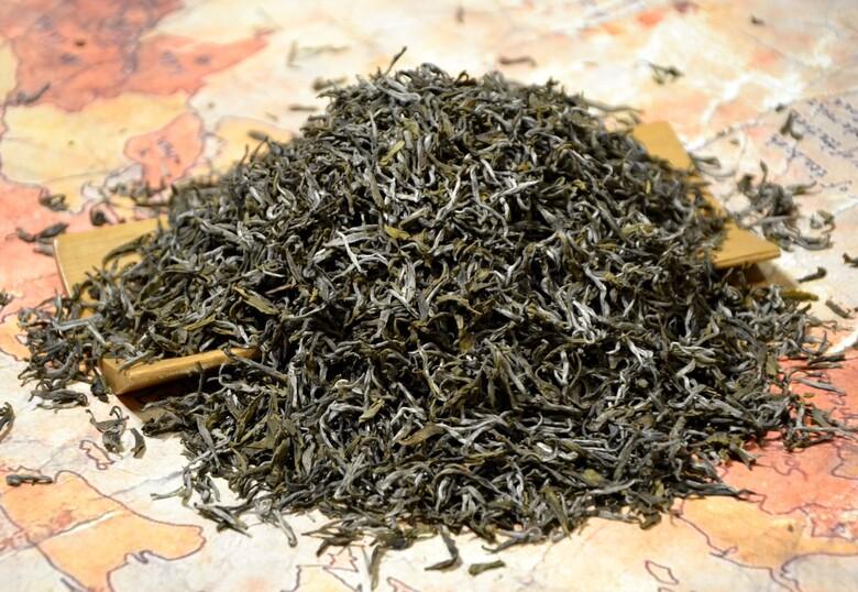 Junshan Yinzhen First Grade Gelber Tee von der Insel Junshan, Dongting Lake, Hunan