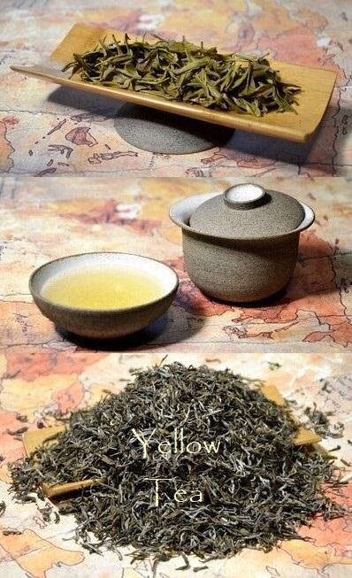 Junshan Yinzhen First Grade Gelber Tee von der Insel Junshan