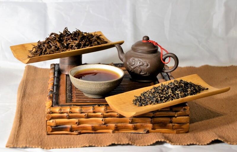 """Shangri-La Ruby Spring Snail - besonders leckerer schwarzer Tee einer """"Bought Leaf"""" in Nepal"""