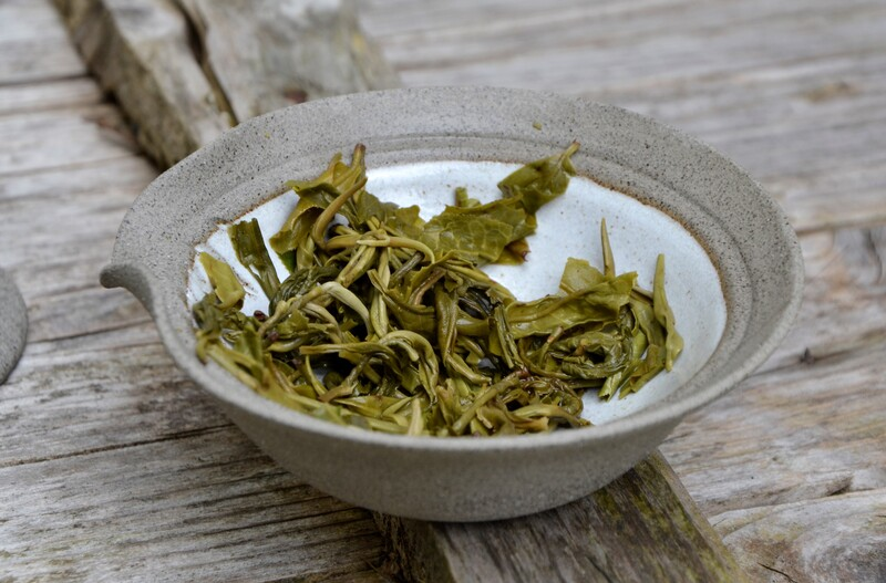 Tai Con Linh Jungle Green - wilder grüner Tee aus den Tai Con Linh Bergen, Provinz Ha Giang, Nordvietnam