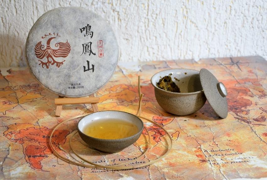 Ming Feng Shan Gushu Bai Lu Weisser Tee