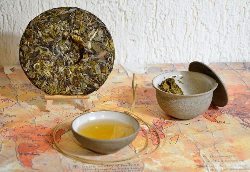 Ming Feng Shan Gushu Bai Lu Weisser Tee - Bing & Tong